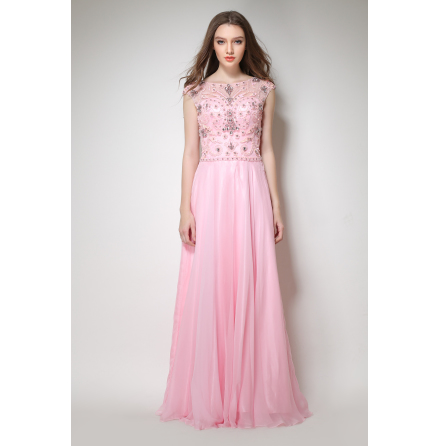 Pink Isadora dress by Olivia White EXCLUSIVE