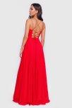 Faith Chiffon Gown